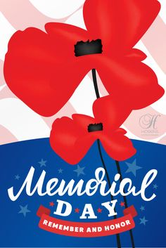 A day to honor and remember. #memorialday #remember
