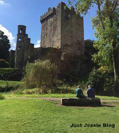 Ireland Day 7: Blarney Castle #ireland #travel #wanderlust #blarney #blarneycastle #castle #castles #gardens