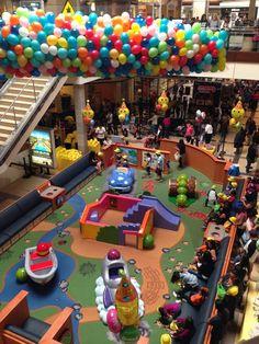 NOW OPEN! NEW Indoor Play Area at Brea Mall | #NewBreaMall @ShopBreaMall #spon