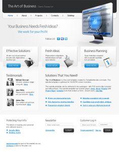 Free HTML5 Website Template
