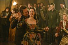 Reign, season 4, episode 3,Leaps of faith. Queen Mary and Gideon.