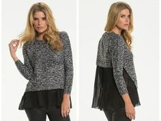 Cropped Back Sweater  https://www.facebook.com/431114316922827/photos/a.855743194459935.1073741855.431114316922827/856212661079655/?type=3&theater