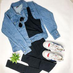 Kinda outfit Denim, Jackets, Outfits, Fashion, Down Jackets, Moda, Suits, Fashion Styles, Fashion Illustrations