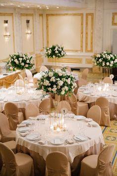 Color de moda para XV años. Wedding CenterpiecesCenterpiece IdeasWedding ... & 36 White Wedding Decoration Ideas | Pinterest | Floating candles ...