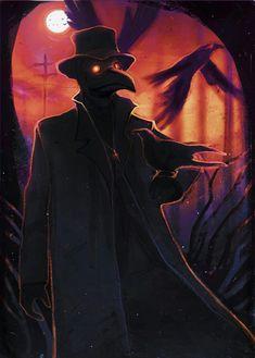 Чумной Доктор – 40 фотографий Plague Mask, Plague Dr, Plauge Doctor, Doctor Halloween, Scp 049, Character Art, Character Design, Gothic Fantasy Art, Dark Drawings