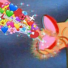 I love it a lot, D: # The post I love it a lot, D: # # qt & appeared first on Kermit the Frog Memes. New Memes, Funny Memes, Memes Amor, Memes Lindos, Heart Meme, Snapchat Stickers, Meme Stickers, Heart Emoji, Cute Love Memes