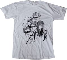 Alvvays - Kate Beaton Tee