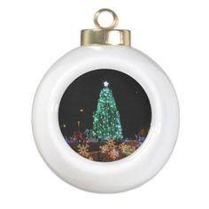 Christmas Tree Lights Ornament