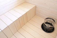 Puusta pitkälle: Sauna edistyy Saunas, Home Appliances, House Appliances, Steam Room, Appliances