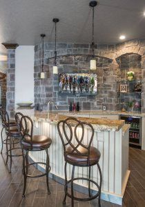 Pro #2753436 | Bedrock Quartz Countertops | West Jordan, UT 84081 Quartz Countertops, Kitchen Countertops, West Jordan, Basement, Bar, Table, Furniture, Home Decor, Kitchen Counters