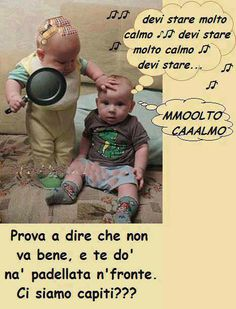 bimbi Italian Quotes, Italian Language, When You Can, Cute Quotes, Behavior, Laughter, Funny Pictures, Disney Characters, Fictional Characters