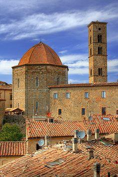 Volterra, Toscana: province of Pisa Tuscany region Italy