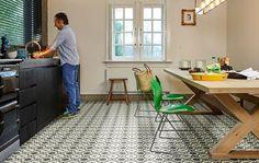 Seville Sheet Vinyl Flooring 3M Wide: £16 per m2