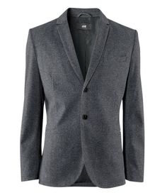 You can never have too many grey blazers.