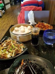 [I Ate] Shrimp dumplings spicy beef tendon and garlic pork ears. Three of my favorites! http://ift.tt/2iZhvS0