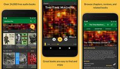 10 Best Audiobook App for Android to listening to audio books + 10 Sites for Free AudioBooks Download