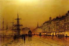 Greenock - Grimshaw John Atkinson