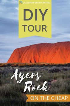 DIY Uluru Tour: How to See Ayers Rock Cheaply How to do your own self-guided Uluru tour in Australia. Visit Ayers Rock in the Australian outback for cheap Perth, Brisbane, Great Barrier Reef, Work And Travel Australia, Australia Trip, Holland, Travel Tours, Budget Travel, Travel Ideas