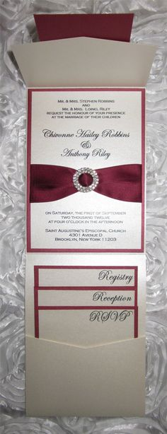 The Chivonne Wedding Invitation Suite is a beautiful cascade layered designed wedding invitation suite. This invitation is handmade and