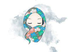 Crown Illustration, Hijab Drawing, Hijab Cartoon, Tumblr Love, Rose Icon, 2 Logo, Delphine, Coran, Drawing Practice