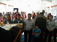 PRESENTACIÓN DE 14 AÑOS DE NUESTRO HERMANO AMINADAD AGUILAR DE DIOS
