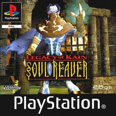 Legacy Of Kain: Soul Reaver (Activision\Eidos Interactive, 1999)