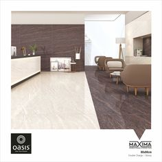 oasis_tiles Double charge  80 x 80 cm  #OasisTiles #OasisTilesIndia #Throwback #vitrifiedTiles #TilesStyle #Tiles #TilesLove #DecorTiles #MaximaTiles #FloorTile #InDoorTiles #CeramicTileSupplies #CeramicTilesCompany Best Living Room Design, Living Room Designs, Oasis, Best Floor Tiles, Your Style, Furniture, Home Decor, Decoration Home, Room Decor