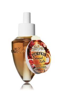 Pumpkin Caramel Latte Wallflowers Fragrance Refill - Home Fragrance - Bath & Body Works