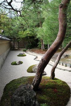 adachi museum grounds, yasugi 足立美術館