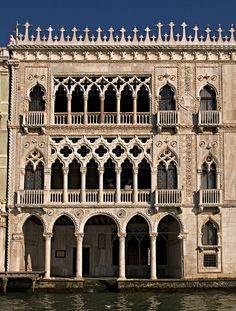 Ca' d'Oro - Venice, Italy