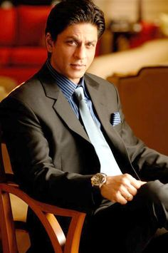 ShahRukh Khan (b. 2 Nov 1965) Bollywood Actor - Often referred to as 'King Khan' is considered to be one of the biggest film stars in cinematic history. Newsweek named him one of the 50 most powerful people in the world. Khan has an estimated net worth of over US$ 600 million. His contributions to the film industry have given him 14 Filmfare Awards from 30 nominations. His 8 Filmfare Best Actor Award wins make him the most awarded Bollywood Star ever  - ♥ Rhea Khan