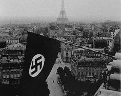 Paris. World War 2.