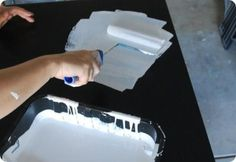 how to paint laminate furniture without sanding by carol.piacek