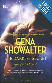 The Darkest Secret (Lords of the Underworld): Gena Showalter