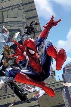 Spider-Man. by marci