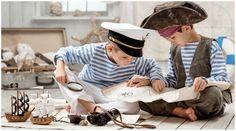 Eine komplette Anleitung inkl. Geschichte und Einkaufsliste für eine Schatzsuche für Buben zum Kindergeburtstag. Die Kinder werden begeistert sein!