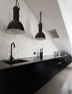 black kitchen design 10