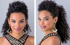Revista Manequim - Lucy Ramos mostra 4 jeitos de valorizar os cachos e deixá-los cheios de estilo