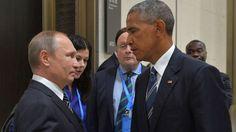 """Moscou - O presidente da Rússia, Vladimir Putin, afirmou nesta quarta-feira que é """"muito difícil"""" dialogar com o atual governo dos Estados Unidos, liderado pelo presidente Barack Obama.    """"É muito difícil dialogar com o atual governo americano. Praticamente, não há diálogo"""", disse Putin durante um fórum empresarial na capital russa.    Putin acusou Washington de tentar ditar suas condições a outros países, mas se mostrou disposto"""