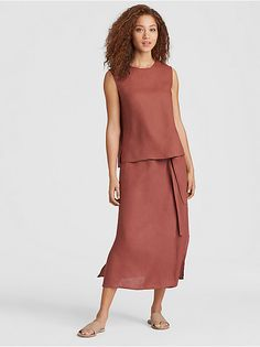 Shop women's casual clothing that effortlessly combines timeless, elegant lines with eco-friendly fabrics from EILEEN FISHER. Designer Plus Size Clothing, Plus Size Womens Clothing, Plus Size Outfits, Clothes For Women, Simple Dresses, Casual Dresses, Casual Outfits, Fashion Outfits, Womens Fashion