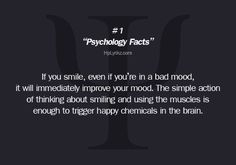 "hplyrikz: "" More Psychology Facts Here """