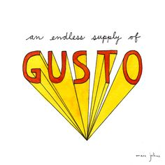 Marc Johns: an endless supply of gusto