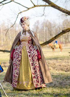 Yuliya Snigir in 'Catherine the Great' Cool Costumes, Cosplay Costumes, Amazing Costumes, Cosplay Ideas, Yuliya Snigir, Rococo Fashion, 18th Century Costume, Catherine The Great, 18th Century Fashion