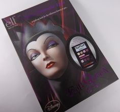 Click thru to win all 3 e.l.f. Disney Villainous Villains Makeup Books! via @MyHighestSelfBlog.com