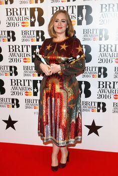 Brit Awards 2016: os highlights do red carpet - Vogue | Red carpet