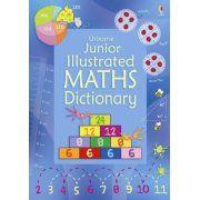 Junior Illustrated Maths Dictionary (Usborne Dictionaries) (Paperback)
