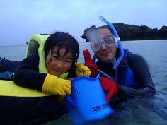 4歳でもバッチリ海体験! - http://www.natural-blue.net/blog/info_1151.html