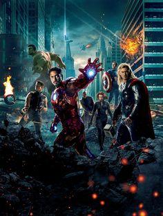 Estreno Avengers: Era de Ultrón