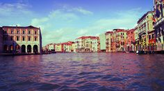 one day I will return to Venice