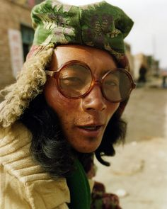 Tibetan Portraits by Photographer Shinya Arimoto People of the world. Beautiful in their own way